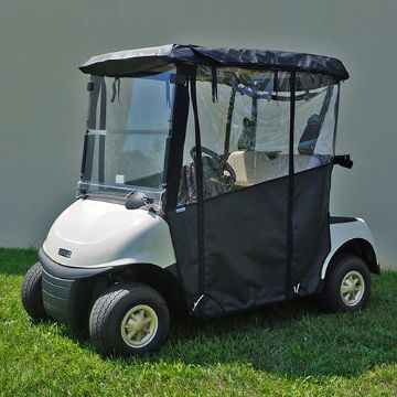Odyssey Enclosure Black, Over the top, EZGO RXV